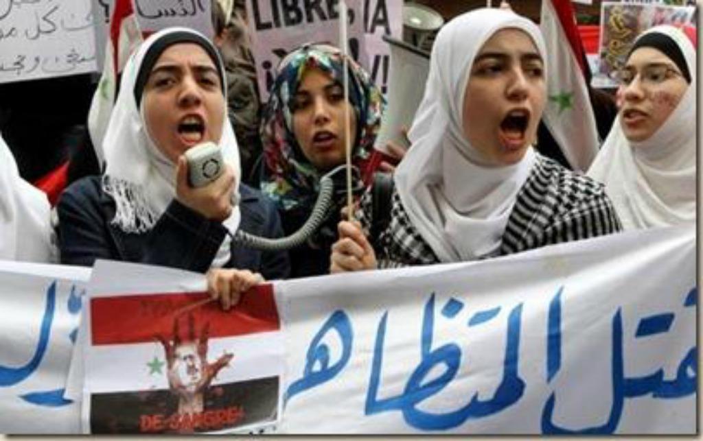 Siria i curdi sfidano l 39 isis parit di diritti tra uomini e donne giornale di sicilia - Diva e donne giornale ...