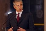 Frode fiscale e riciclaggio: arrestato l'ex primo ministro del Portogallo