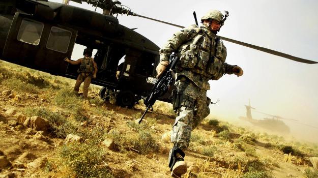 Isis, soldati, stato islamico, terrorismo, John kerry, Paolo Gentiloni, Sicilia, Mondo