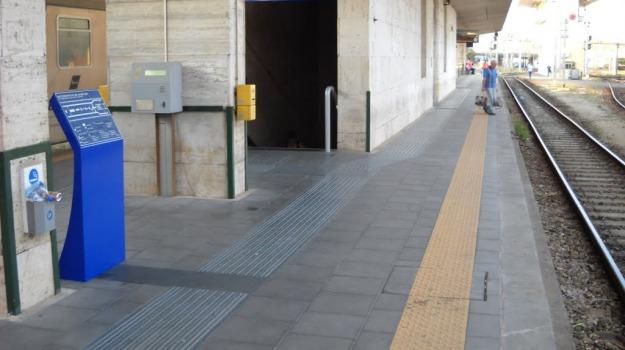 stazione messina, Messina, Economia