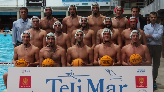 campionato, pallanuoto, telimar, Sicilia, Sport