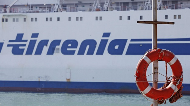 livorno-cagliari-palermo, nuova tratta nave merci, tirrenia, Palermo, Economia