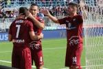 Il Trapani fugge e sogna, il Catania lo riacciuffa: il derby siciliano finisce 2 a 2