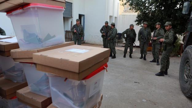 elezioni, Tunisi, Sicilia, Mondo
