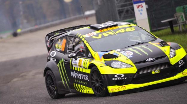 auto, rally, Robert Kubica, Tony Cairoli, Valentino Rossi, Sicilia, Sport