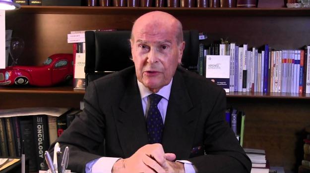 ex ministro della salute, oncologo, Umberto Veronesi, Sicilia, Cronaca