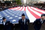Usa, 800 mila persone al concerto dedicato ai veterani di guerra