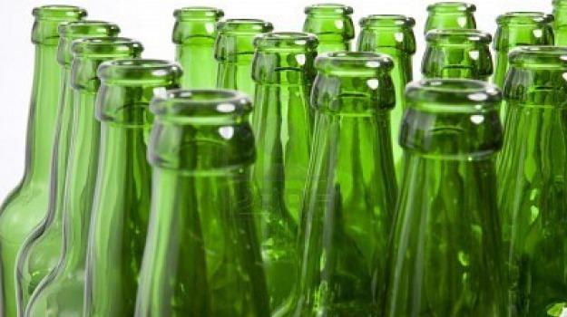 riciclaggio, rifiuti, vetro, Sicilia, Economia