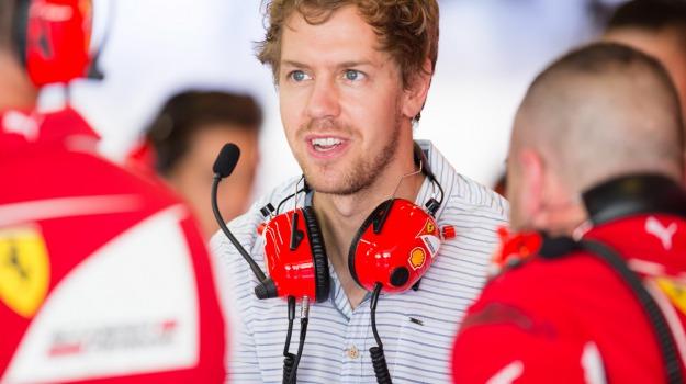 automobilismo, Ferrari, formula 1, Sebastian Vettel, Sicilia, Sport