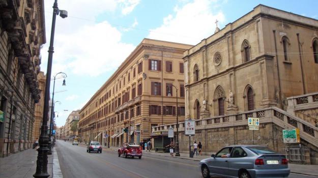 viabilità, Leoluca Orlando, Palermo, Cronaca