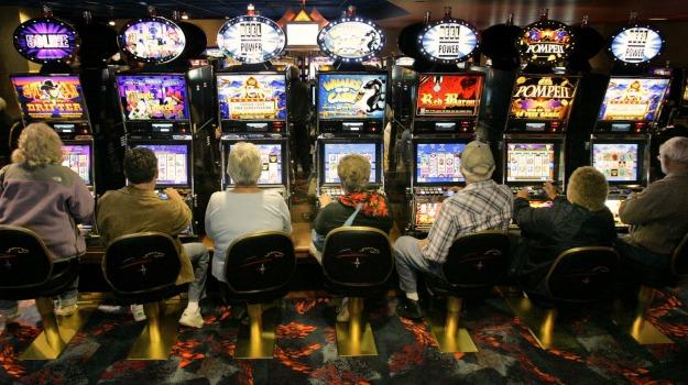 caltanissetta, slot machine, Caltanissetta, Cronaca