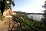 Villa Zagaria a Pergusa, il gioiello verde con i visitatori al contagocce