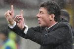 L'Inter non riesce a vincere, ora è a rischio il futuro di Mazzarri