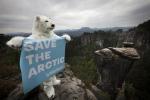Un anno con Greenpeace raccontato dalle immagini