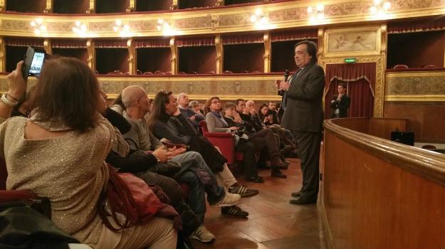 teatro massimo, visite guidate, Leoluca Orlando, Palermo, Cultura