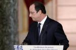 """Aumenta la disoccupazione, Hollande: """"Mia responsabilità"""""""