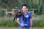 Egadi, la riserva marina monitorata dai droni