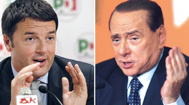 decreto sul fisco, frode fiscale, processo mediaset, Matteo Renzi, Silvio Berlusconi, Sicilia, Politica