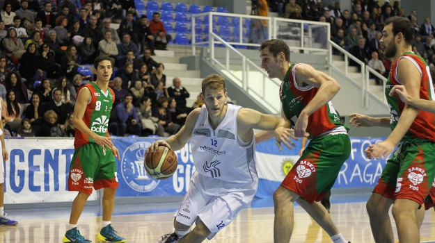 basket, fortitudo moncada, play off, Agrigento, Sport