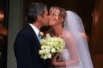 """Alessia Marcuzzi si sposa... a sorpresa, sul web l'annuncio delle nozze: """"Just married"""" - Foto"""