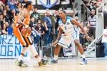 Basket, «Super» Legion lascia d'incanto il Palauriga di Trapani