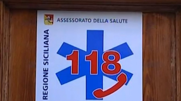 118, personale, Caltanissetta, Cronaca