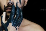 """In posa contro le trivelle in Sicilia: così gli artisti gridano il loro """"no"""""""