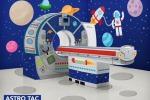 """Piccoli pazienti """"in viaggio"""" nello spazio: arriva l'Astrotac"""
