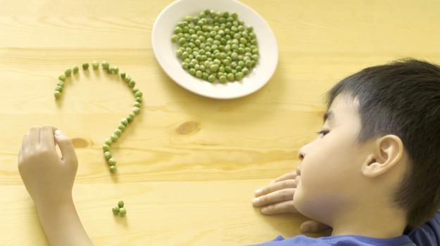 alimentazione, bambini, cibo, verdure, Sicilia, Vita