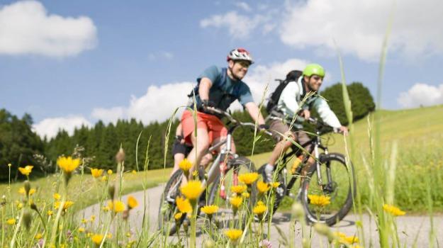 bicicletta, movimento, sport, Sicilia, Vita