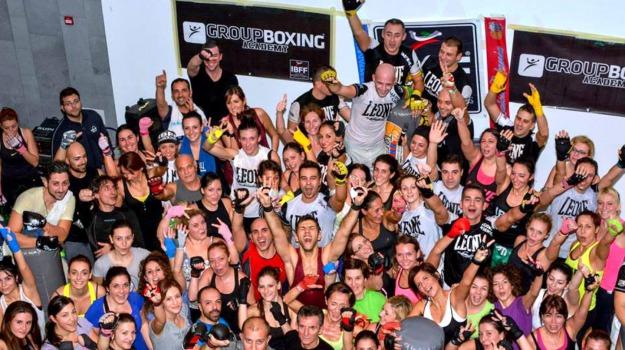 attrezzi, boxe, fitness, tonificazione, Catania, Società
