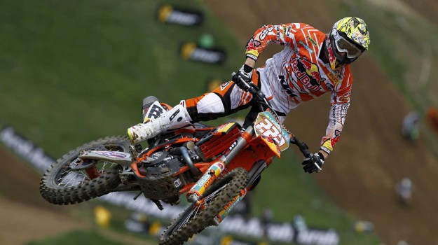 Tony Cairoli, Messina, Sport