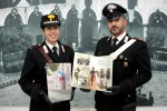 Carabinieri, tornano il calendario storico e l'agenda 2015