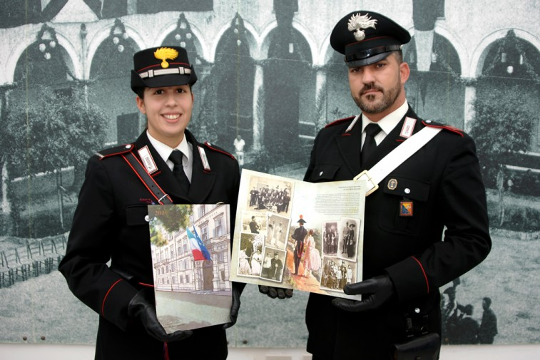 Giuseppe Rosati Calendario.Carabinieri Tornano Il Calendario Storico E L Agenda 2015