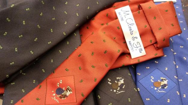 cravatta, moda, Sicilia, Società
