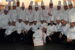 Culinary Team Palermo, cena speciale per preparare i campionati italiani di cucina