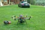 Tra i regali di Natale è drone-mania: tutti pazzi per l'oggetto volante - Foto
