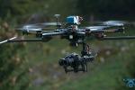 Caltanissetta, un drone per controllare lo stato dei quartieri