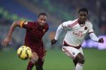 Roma senza grinta, il Milan strappa il pari