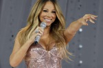 Mariah Carey, regina del Natale a New York - Video