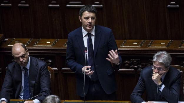 camera dei deputati, governo, ue, Matteo Renzi, Sicilia, Politica