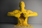 Mattoncini e fantasia, i Lego diventano opere d'arte: la mostra di Sawaya - Foto