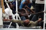 """""""L'indifferenza assassina"""", il giornale Liberatìon dedica 4 pagine a Lampedusa"""