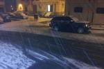 Neve in Sicilia, traffico in tilt nell'Agrigentino e nel Messinese