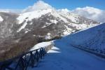 Arriva il freddo, prima neve sulle Madonie: ecco strade e tetti imbiancati - Foto