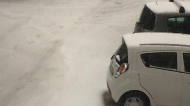 Maltempo, neve, Siracusa, Cronaca