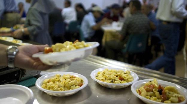 pranzo, solidarietà, Palermo, Società