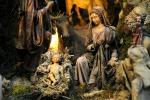 Una mostra dei presepi artigianali Villaseta è pronta a vivere il Natale