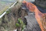 Frane e dissesti: le strade dell'Ennese sono un disastro - Foto