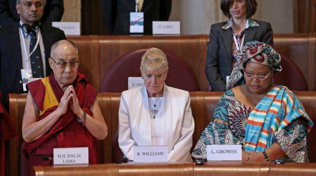 allarme, guerra fredda, Nobel, summit, Dalai Lama, Sicilia, Mondo